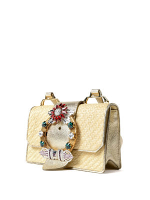 Miu Miu: cross body bags online - Miu Lady jewel cross body bag