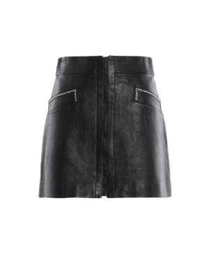 7f43290a80 Women's leather skirts | Shop online at iKRIX