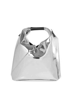 MM6 MAISON MARGIELA: shoulder bags - Laminated leather bag