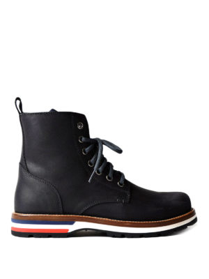 Moncler: ankle boots - New Vancouver ankle boots