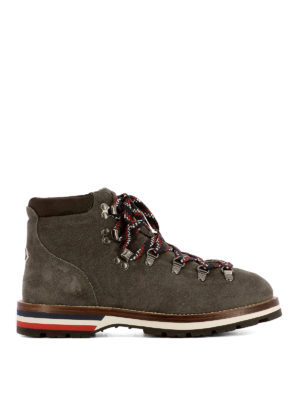 Moncler: ankle boots - Peak mountain ankle boots