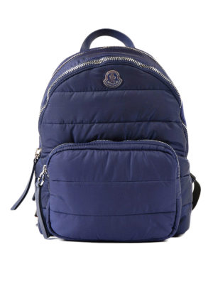 Moncler: backpacks - Kilia quilted nylon backpack