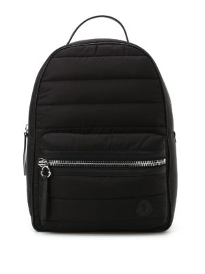 Moncler: backpacks - New George nylon padded backpack