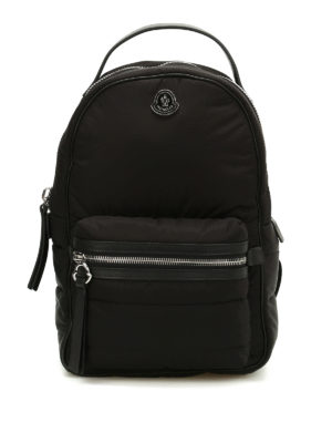 Moncler: backpacks - New Georgette nylon backpack
