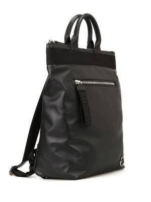 Moncler: backpacks online - Cerro leather backpack