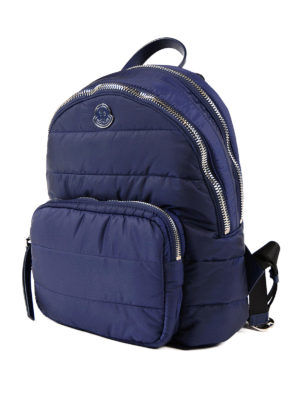 Moncler: backpacks online - Kilia quilted nylon backpack