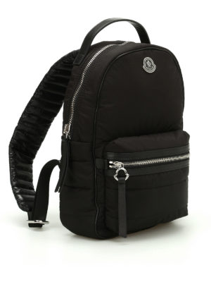 Moncler: backpacks online - New Georgette nylon backpack