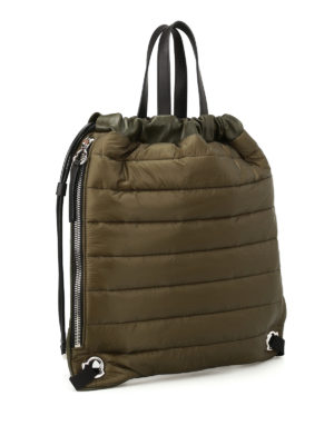 Moncler: backpacks online - New Kinly nylon backpack