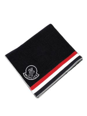 Moncler: beach accessories - Cotton beach towel