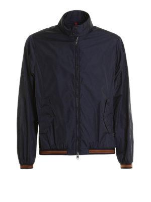 Moncler: bombers - Lamy nylon bomber jacket