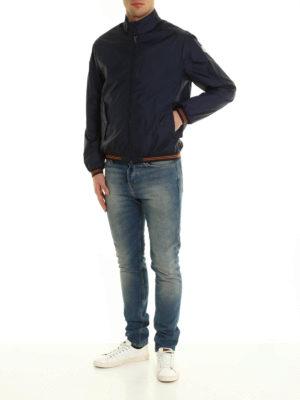 Moncler: bombers online - Lamy nylon bomber jacket