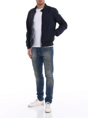 Moncler: bombers online - Miroir bomber jacket