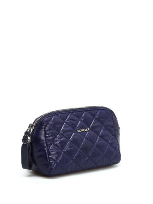 Moncler: Cases & Covers online - Medium quilted beauty case