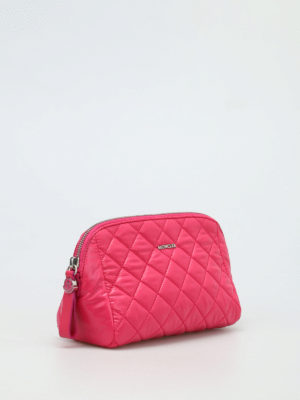 Moncler: Cases & Covers online - Quilted large beauty case