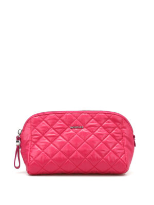 Moncler: Cases & Covers - Quilted large beauty case