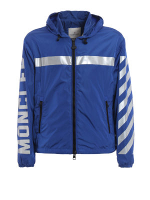 Moncler: casual jackets - Gangui jacket by Off-White