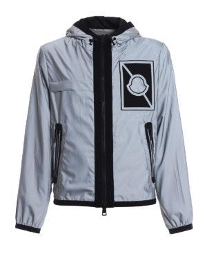 Moncler: casual jackets - Gauss reflective jacket