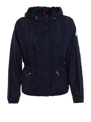 MONCLER: giacche casual - Giacca a vento Jais con cappuccio