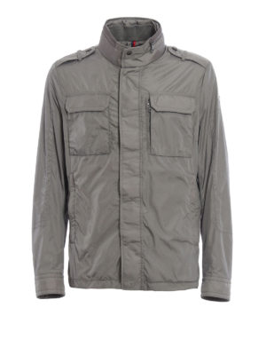 Moncler: casual jackets - Jonathan water resistant jacket