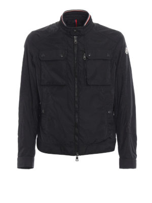 Moncler: casual jackets - Levens wind proof jacket