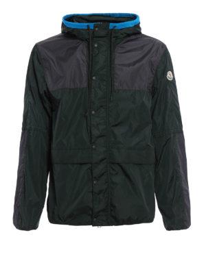 Moncler: casual jackets - Lightweight Eloi rain jacket