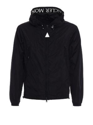 Moncler: casual jackets - Massereau black jacket