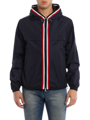 Moncler: casual jackets online - Anton wind-proof hooded jacket
