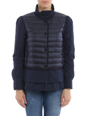 Moncler: casual jackets online - Cereste slightly padded jacket