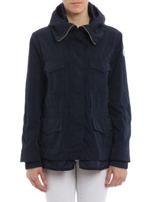 Moncler: casual jackets online - Eclair multipocket jacket