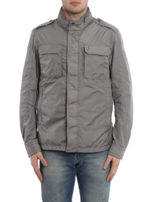 Moncler: casual jackets online - Jonathan water resistant jacket