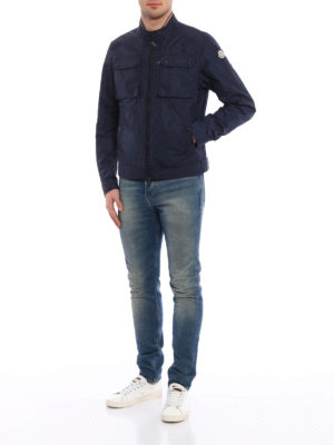 Moncler: casual jackets online - Levens wind proof bomber jacket