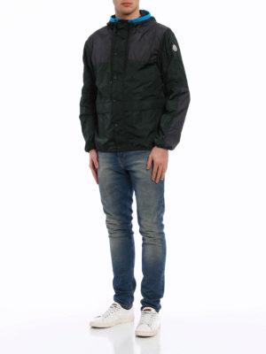Moncler: casual jackets online - Lightweight Eloi rain jacket