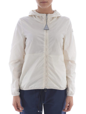 Moncler: casual jackets online - Vive waterproof jacket