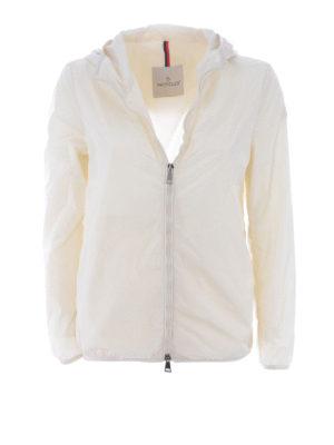 Moncler: casual jackets - Vive waterproof jacket