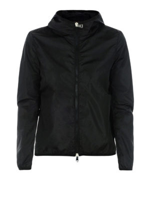 Moncler: casual jackets - Vive waterproof jacket