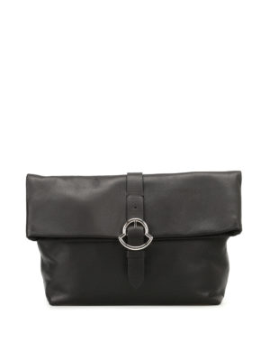 Moncler: cross body bags - Liska MM leather bag