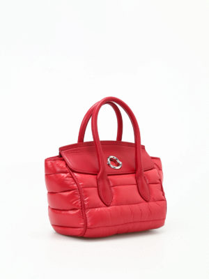 Moncler: cross body bags online - Evera PM red small cross body bag