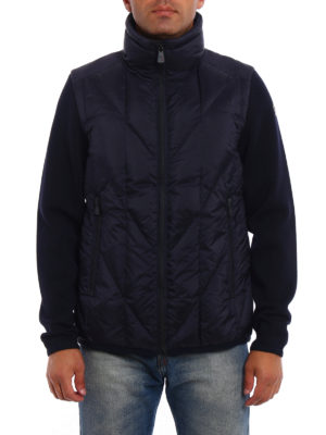 Moncler Grenoble: casual jackets online - Padded front casual jacket