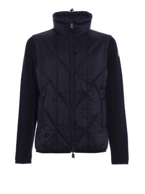 Moncler Grenoble: casual jackets - Padded front casual jacket