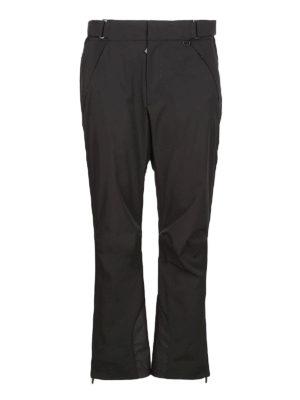 MONCLER GRENOBLE: pantaloni casual - Pantaloni Recco