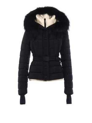 Moncler Grenoble: padded jackets - Beverley technical down jacket