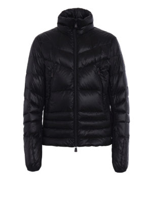 Moncler Grenoble: padded jackets - Canmore black down jacket