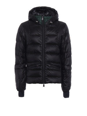Moncler Grenoble: padded jackets - Mouthe hooded padded jacket