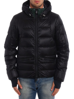 Moncler Grenoble: padded jackets online - Mouthe hooded padded jacket