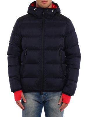 Moncler Grenoble: padded jackets online - Ultralight technical down jacket