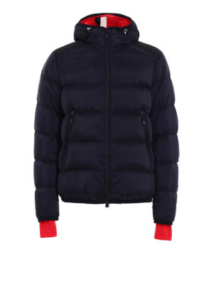 Moncler Grenoble: padded jackets - Ultralight technical down jacket