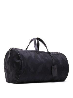 Moncler: Luggage & Travel bags online - New Bertrand camu duffle bag