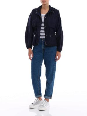 MONCLER: giacche casual online - Giacca a vento Jais con cappuccio