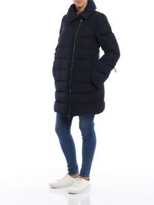 Moncler: padded coats online - Lobelia padded coat