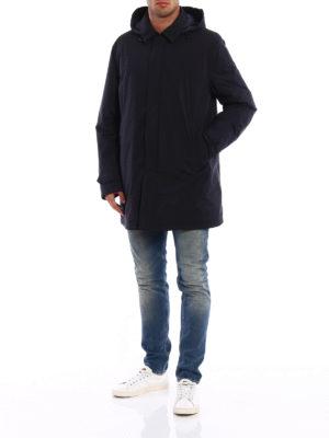 Moncler: padded coats online - Noe short padded coat